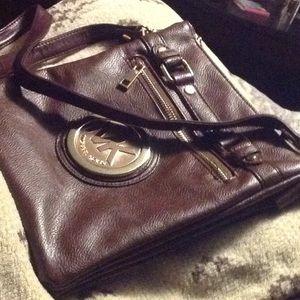 Beautiful Leather cross body bag